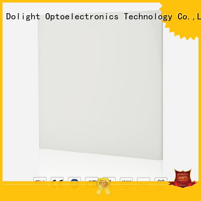 building narrow frameless Dolight LED Panel Brand frameless led panel factory