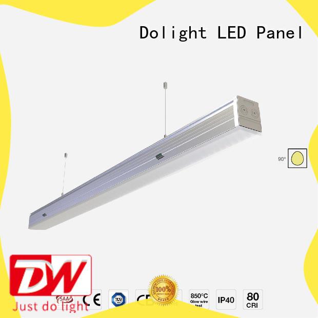 Dolight LED Panel light led trunking light factory for warehouse
