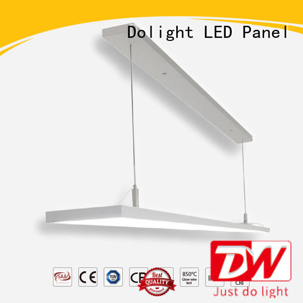 High-quality suspended linear led lighting narrow factory for school