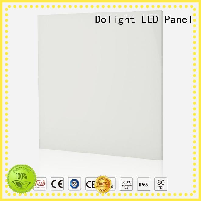 frameless led panel pmma frameless led square panel light manufacture
