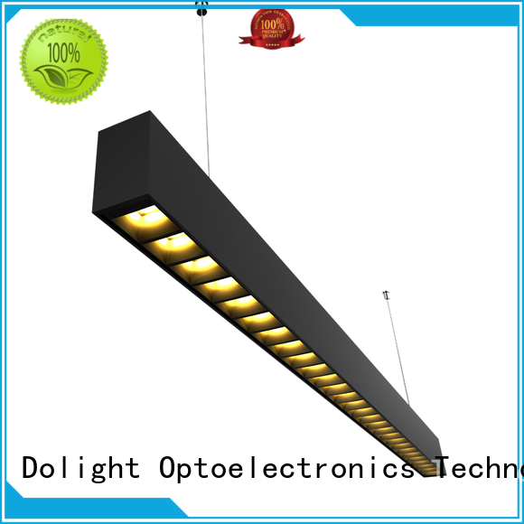 New led linear fixture design company for office