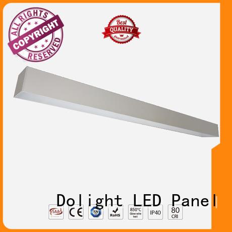 Dolight LED Panel suspension led linear profile for sale for home