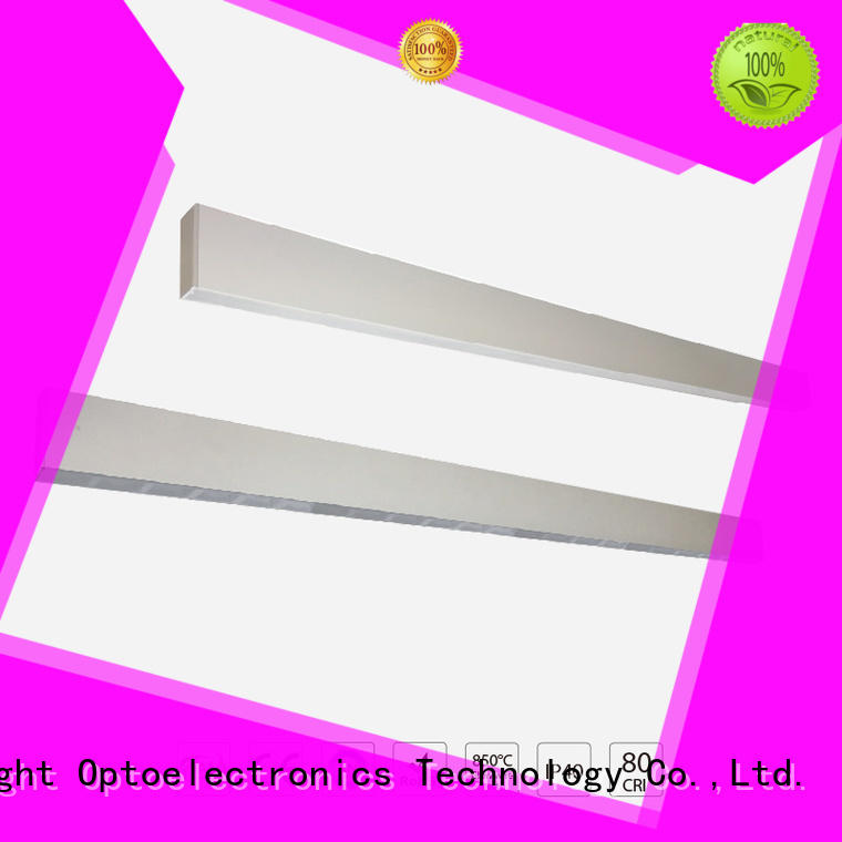 Dolight LED Panel Brand lens glare recessed recessed linear led lighting