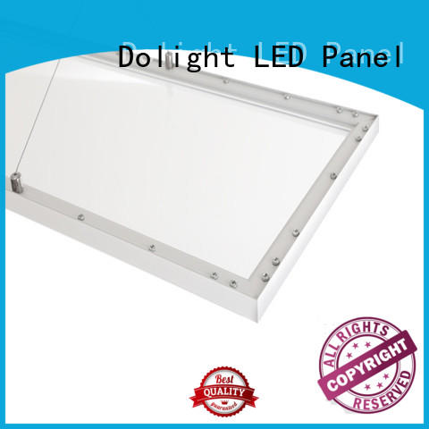 New Clear LED panel for business for commercial office