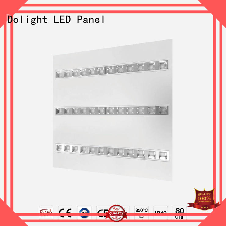 Top led backlight panel mould supply for showrooms
