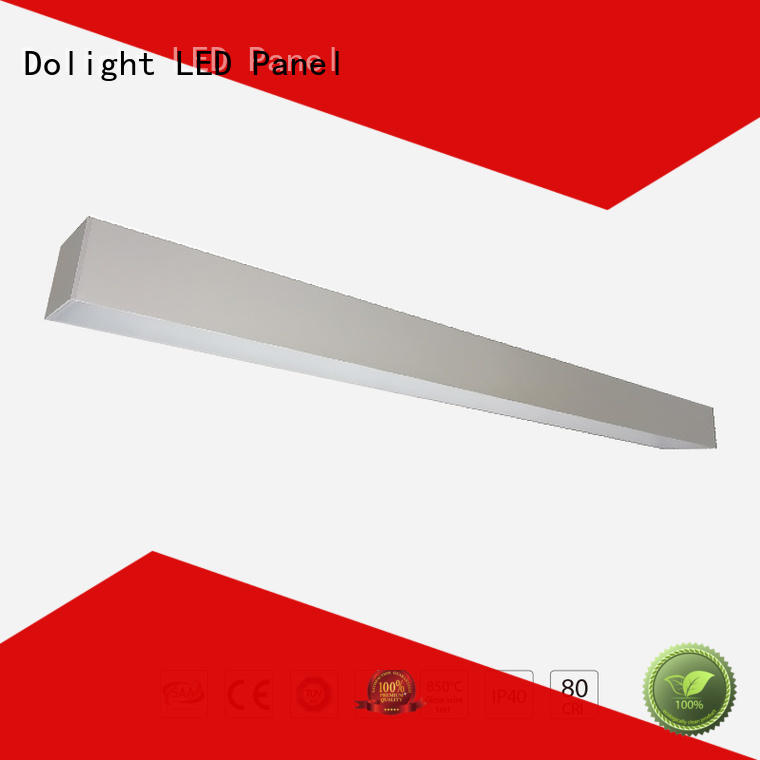 Dolight LED Panel Top linear ceiling light factory for office