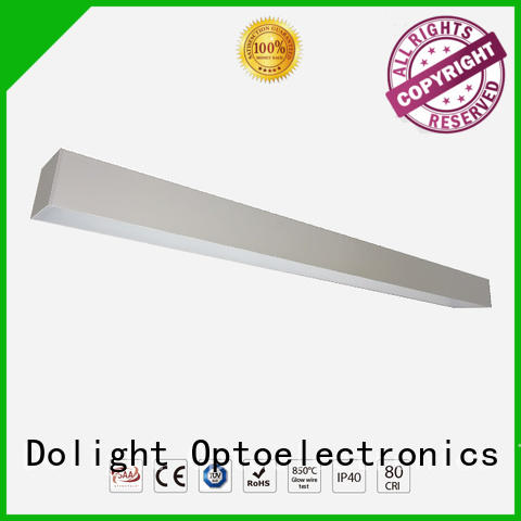 Dolight LED Panel Wholesale linear led pendant light suppliers for home