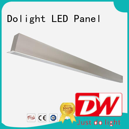 High-quality linear suspension lighting diffuser for business for school