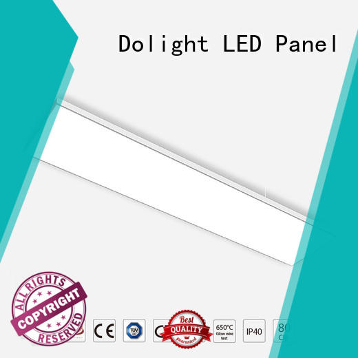 Dolight LED Panel frameless linear led lighting for business for offices