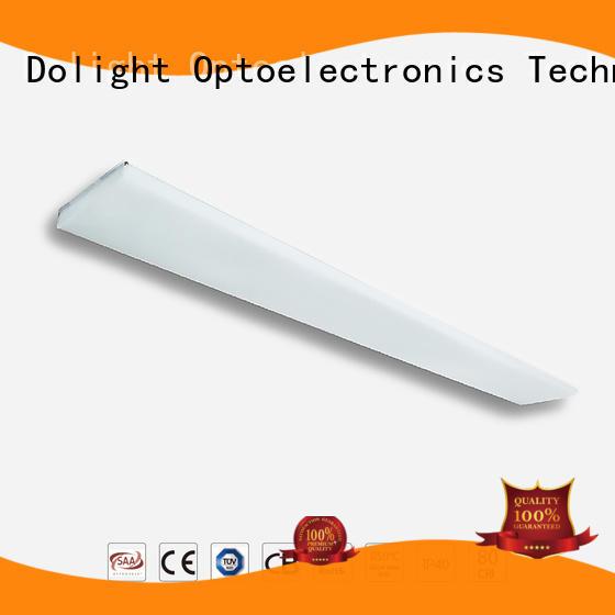 simple narrow pendant linear linear pendant lighting Dolight LED Panel