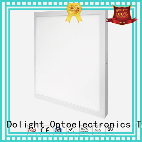 cost surface quality white led panel Dolight LED Panel manufacture