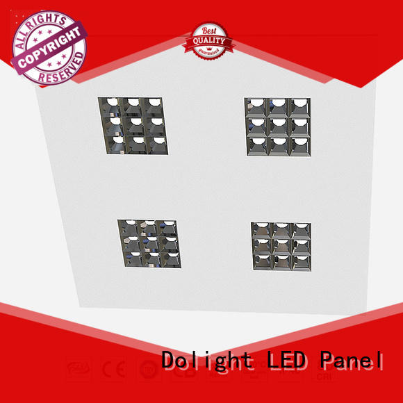 online led grille panel light ugr supplier for hospitals