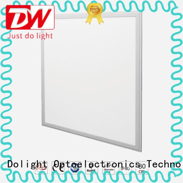 Dolight LED Panel Wholesale led slim panel light factory for showrooms