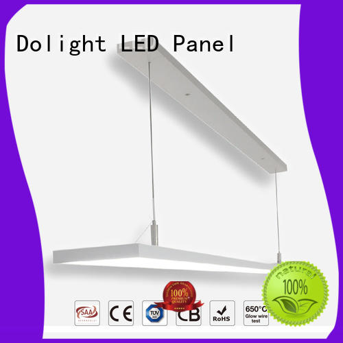 led thin panel lights library panel linear pendant lighting frame Dolight LED Panel Brand