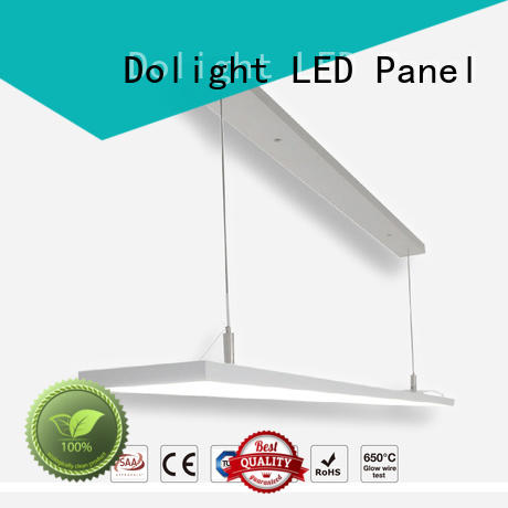 Dolight LED Panel Top suspended linear led lighting for sale for library