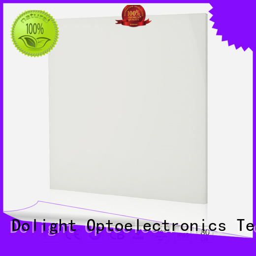 Dolight LED Panel Top led square panel light supply for hotels