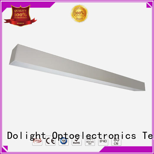 Dolight LED Panel Best suspended linear led lighting for business for school