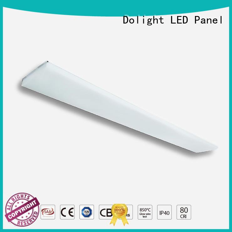 suspending library Dolight LED Panel Brand linear pendant lighting