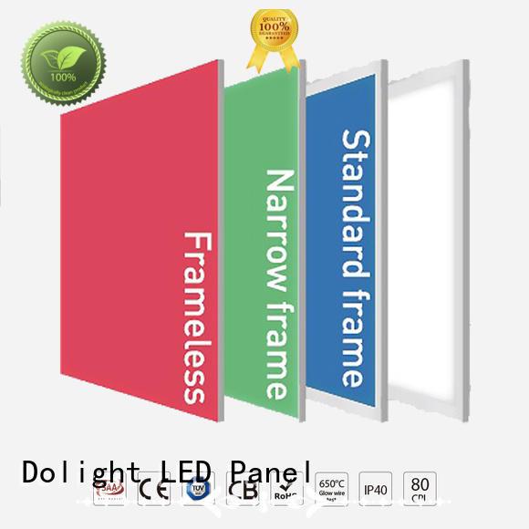 New rgb light panels rgbw company