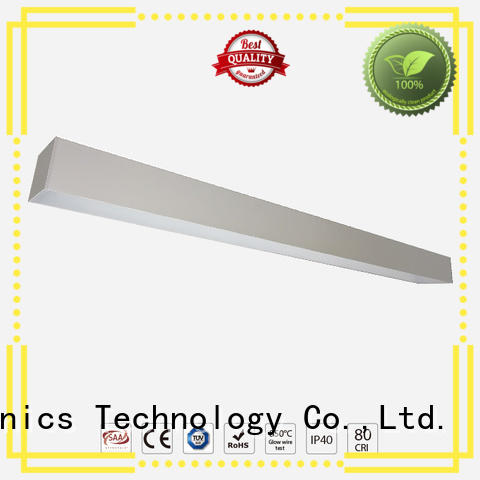 Dolight LED Panel wash suspended linear led supplier for corridor