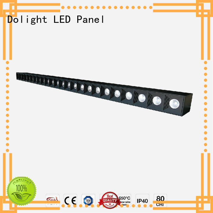 optional wash linear led pendant lens Dolight LED Panel company