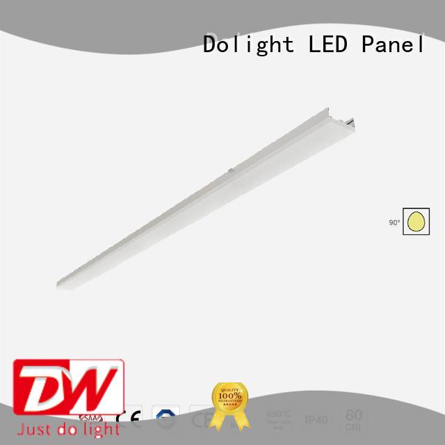 beam Custom module linear light fixture angle Dolight LED Panel
