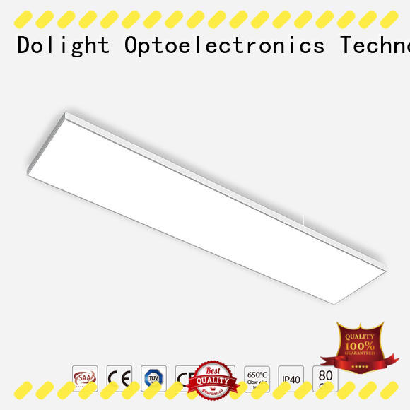 Dolight LED Panel simple linear panel manufacturers for library