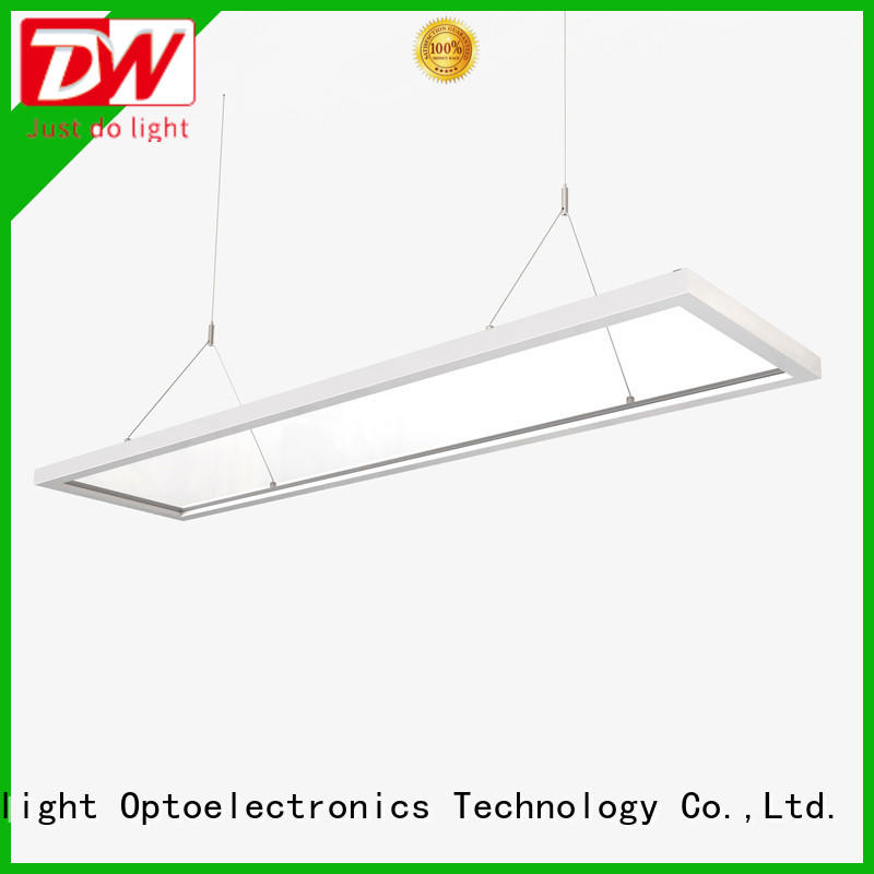 Dolight LED Panel Clear LED panel for business for hotel