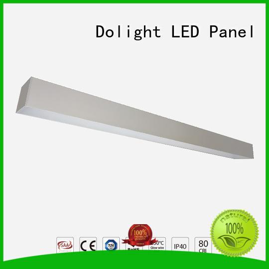 linear led pendant optional updown recessed linear led lighting Dolight LED Panel Brand