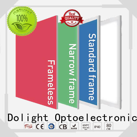 Dolight LED Panel Custom led ceiling panels suppliers for showrooms