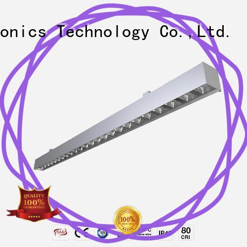 high efficiency led linear pendant light wholesale for corridor