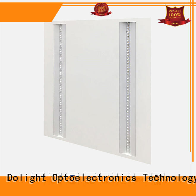 Dolight LED Panel professional 2x2 led ceiling panels lumen for offices