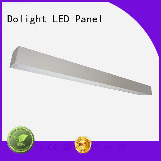 Dolight LED Panel Wholesale linear led light fixture supply for home
