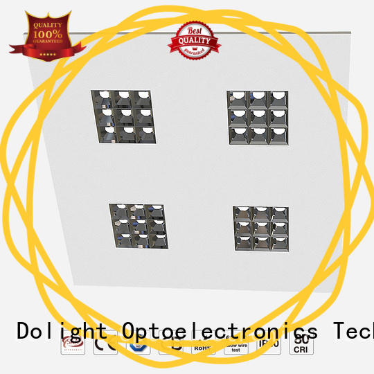 price light reflector OEM grille led panel Dolight LED Panel