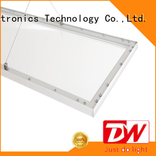 Dolight LED Panel waterproof led panel ceiling lights manufacturer for commercial Offices for retail/shopping Malls for clean room/hospital