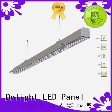 Best linear light fitting installation factory for corridors