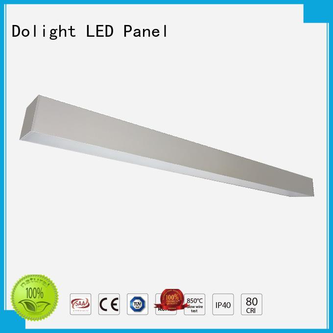 Dolight LED Panel Custom linear ceiling light for business for home