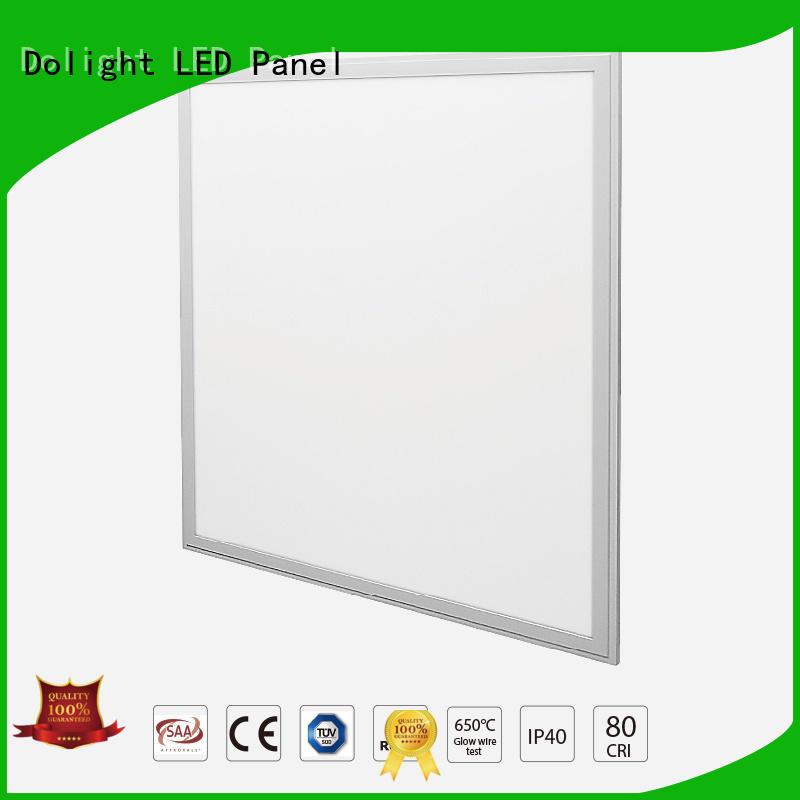 Custom led slim panel light cost company for showrooms