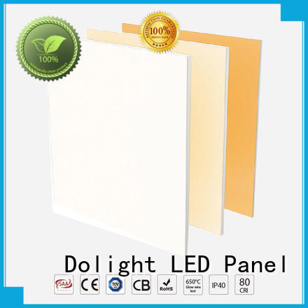 Dolight LED Panel tunable surface mounted led panel light company for conference