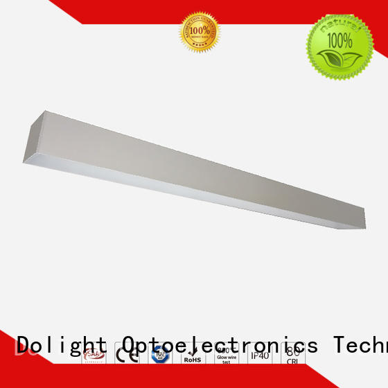 Top linear led pendant light classic factory for office