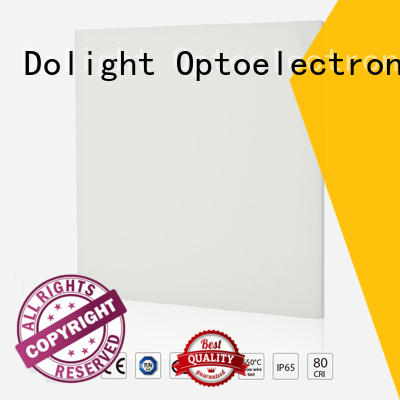 Dolight LED Panel Top led panel ceiling lights factory for motels
