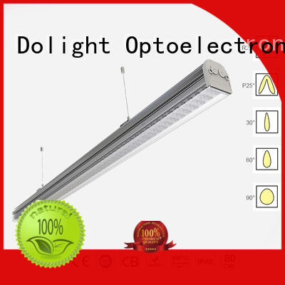 Dolight LED Panel cover linear light fixture wholesale for offices