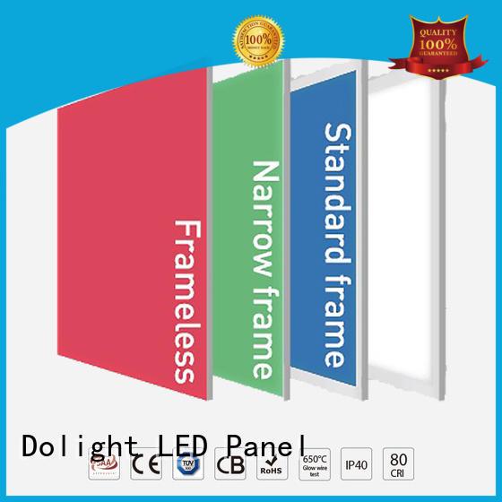 Dolight LED Panel light rgb led panel light supply