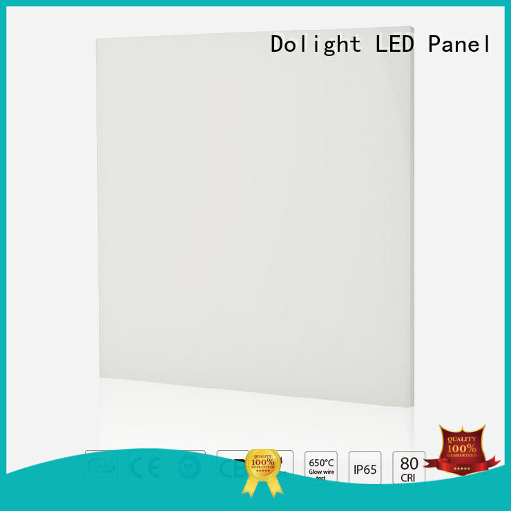 Dolight LED Panel Brand lgp led square panel light ceiling factory