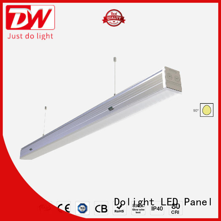 professional led linear suspension lighting retrofit supplier for corridors