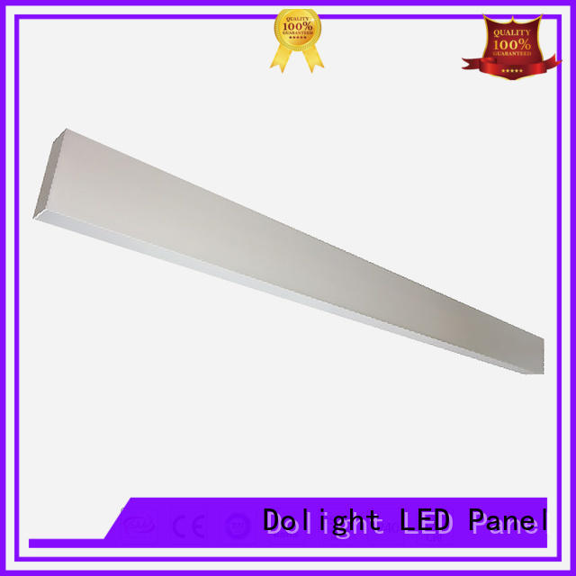 New linear led light fixture lower company for corridor