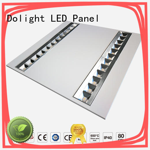 stable 2x2 led ceiling panels series for hospitals Dolight LED Panel