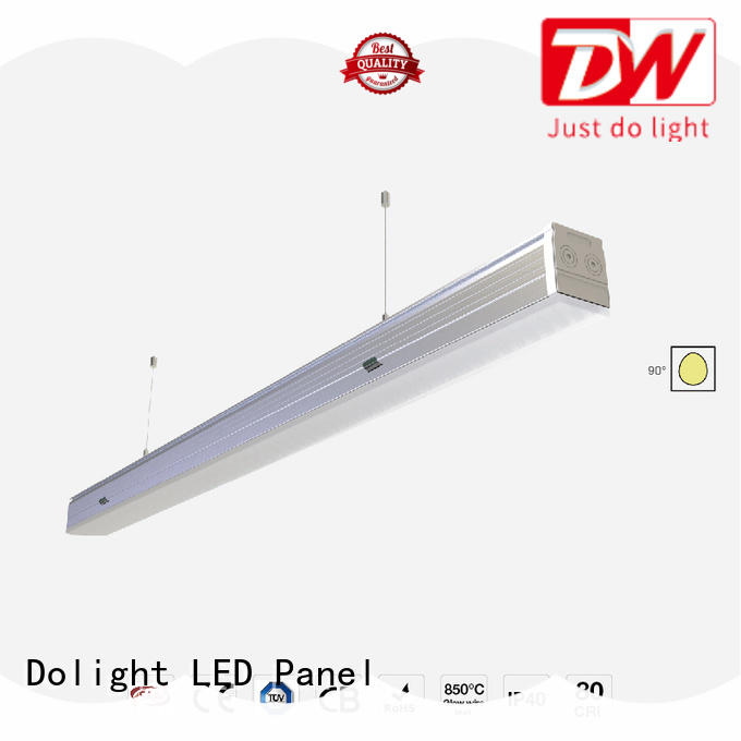 Dolight LED Panel angle led trunking light suppliers for offices