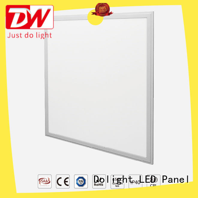 Dolight LED Panel Latest led flat panel ceiling lights company for retail outlets