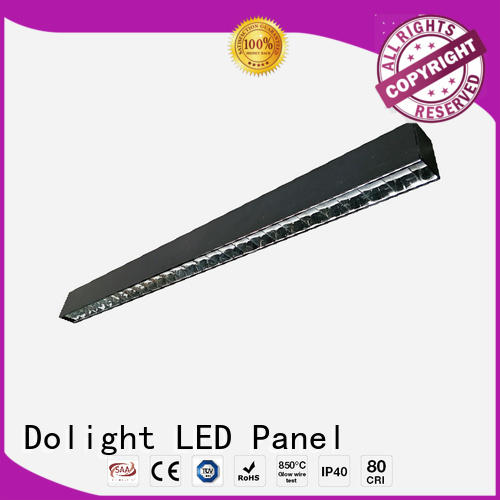 Dolight LED Panel Top aluminium profile for led strip lighting suppliers for school